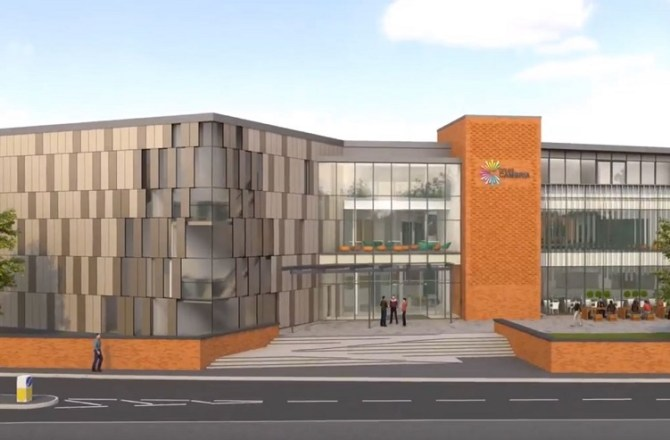 North Wales College Unveils Plans for £20m Campus Redevelopment