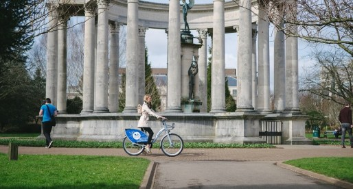 15,000 Journeys and Counting – Cardiff Takes Bike-share to its Heart