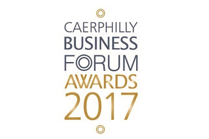 Shortlist for the 2017 Caerphilly Business Forum Awards announced
