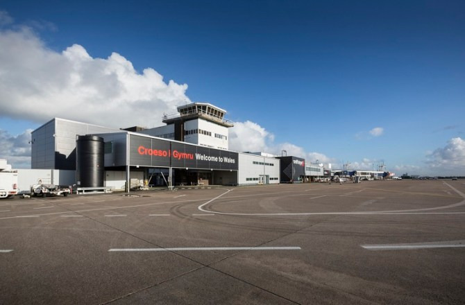 15 Months of Consecutive Growth at Cardiff Airport