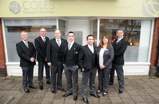 Expansion for Cardiff Based Coles Funeral Directors