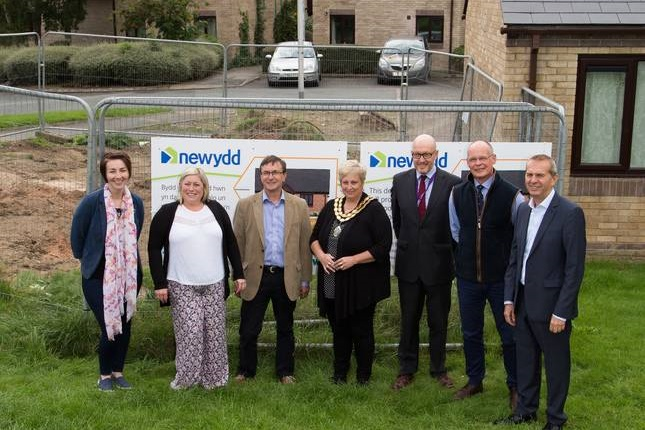 Housing Association Launches Affordable Home Building Programme for Powys