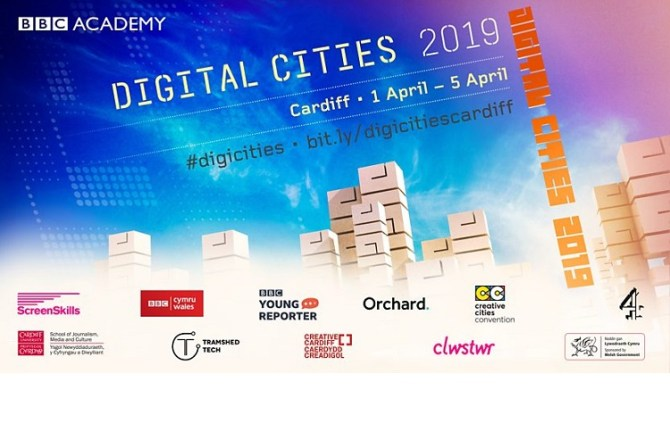 <strong> 5th April – Cardiff </strong><br> Digital Cities Cardiff: What's Holding Women Back in Business?