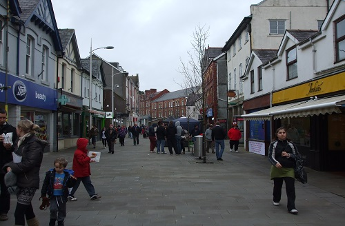 Carmarthenshire Regeneration Plans Unveiled
