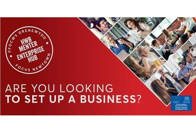 <strong> 1st May – Newtown </strong><br>The Foundations of Starting a Business