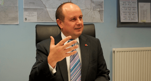 Merthyr Tydfil Chief Executive Shortlisted for National Award
