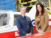 RAF Partnership with Welsh College Enables Support for Those Currently Serving