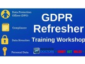<strong> 10th June – Llanelli </strong><br>GDPR Refresher Workshop