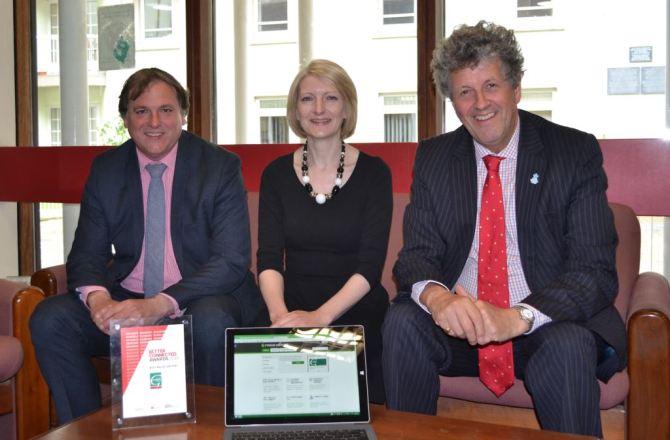Gwynedd Website Tops Welsh Awards