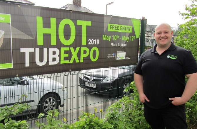 North Wales to Host Country's First Hot Tub Expo