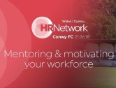 <strong>21st June – Conwy </strong><br>Motivating your Workforce