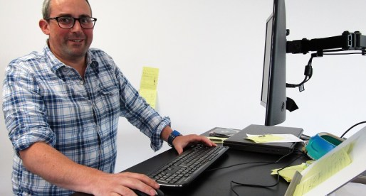 North Wales Ergonomist Launches Commmunity of Workplace Influencers