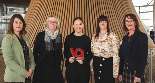 Llanelli Company's Upskilling Strategy Endorsed by VQ Award