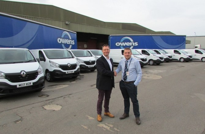 Award Winning LCV Dealership Secures £750K Contract