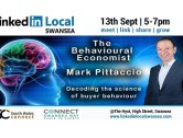 <strong>13th September – Swansea </strong><br>LinkedInLocal Networking Event