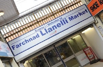 Investment of Almost £1m in Llanelli Market