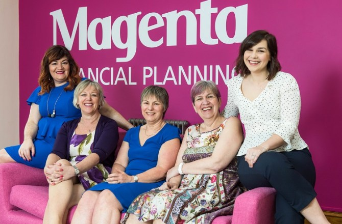 Female-Led Financial Planning Firm Shortlisted in 2018 South Wales Business Awards