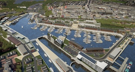 Milford Haven Waterfront Showcased by UK Government