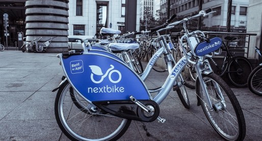 World's Most Extensive Bikeshare Operator Nextbikes Arrive in Cardiff
