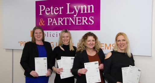 Law Firm Celebrates Leadership Qualifications