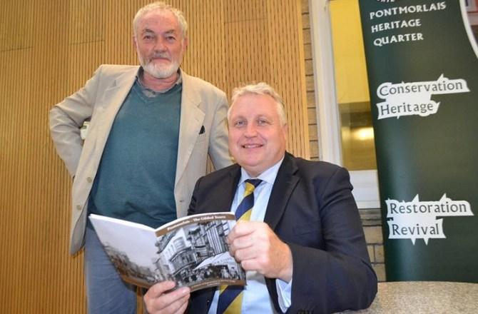 Book Tells Story of Pontmorlais's Peak as Hub of Merthyr Tydfil