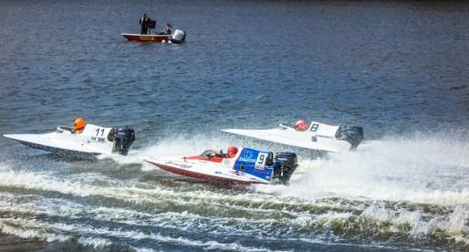 Milford Waterfront Sponsors Coleman Racing Powerboat Team