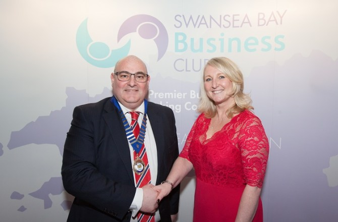 Swansea Bay Business Club Announces New President