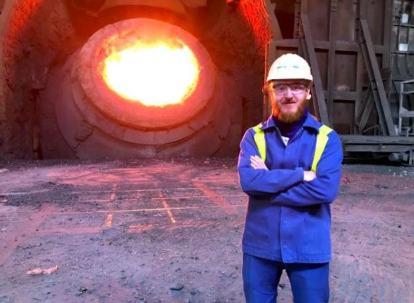 Monitoring Molten Steel by Laser – Award for Swansea Steel Experts' Invention