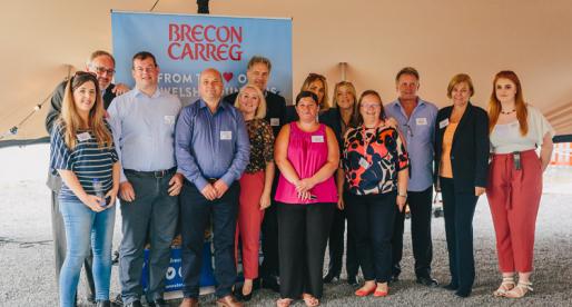 Brecon Carreg and UWTSD Partner to Create Circular Economy Taskforce