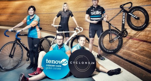 Cyclone24 Partners with Tenovus Cancer Care