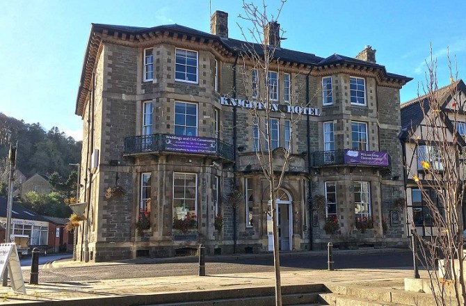 Rare Chance to Acquire Landmark Hotels in Powys