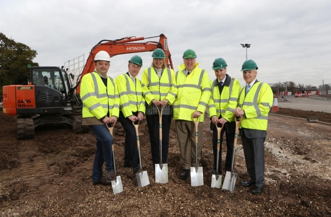 Ruthin-based Jones Bros Playing Key Role in £100m Industrial Park
