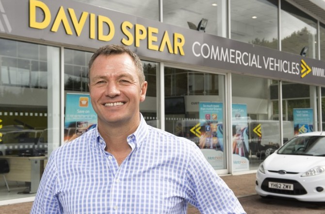 """David Spear Reports Impressive Sales Growth of 26% After """"Best Month Yet"""""""