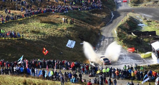 First-Ever Welsh Driver Wins Wales Rally GB