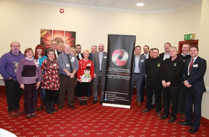 Torfaen Businesses Congratulated for their Successes