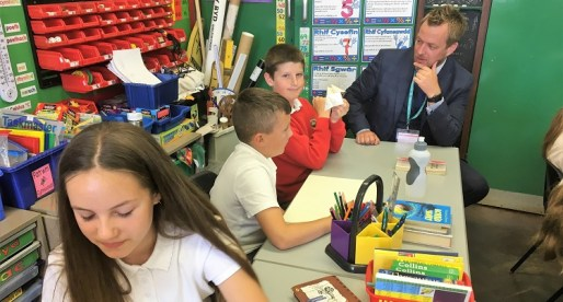Anglesey Pupils Develop Resource to Attract Young People Into Tourism Sector