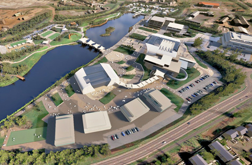 Multi-million Pound Plans for Life Science and Well-being Village in Llanelli