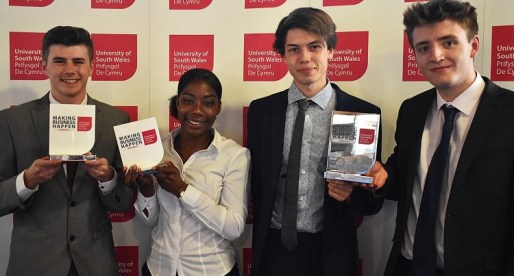 Students Honoured at Making Business Happen Awards