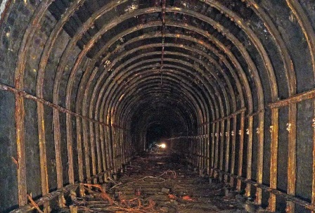 Rhondda Tunnel Society Awarded £90,000 Grant