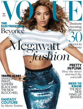 Beyonce for Vogue US