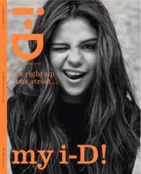 Selena Gomez for I.D