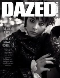 Chloe Grace Moretz for Dazed and Confused