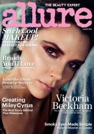 Victoria Beckham for Allure