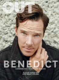 Benedict Cumberbatch on Out
