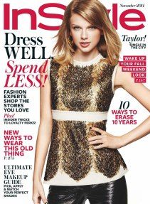 Taylor Swift on InStyle