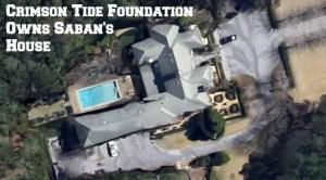 Nick Saban House