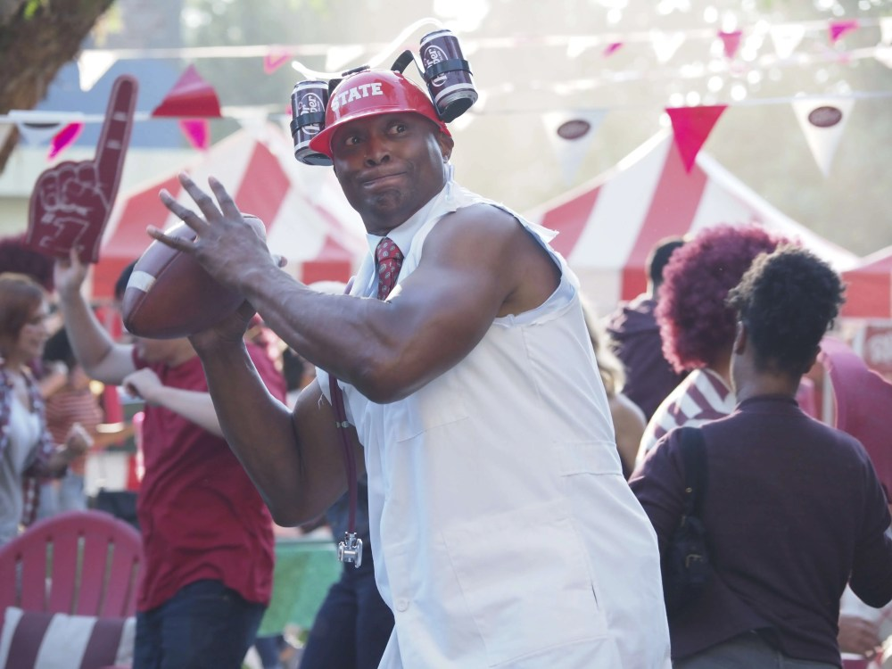 Eddie George, Dr. Pepper