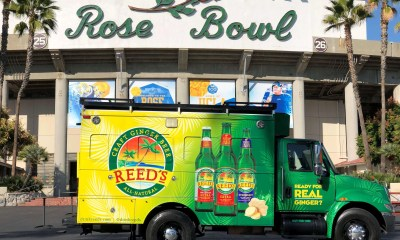 Reed's Ginger Beer Rose Bowl Stadium