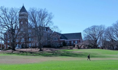 Clemson University campus