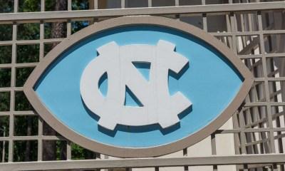 UNC football logo